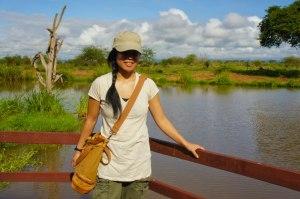 A dream come true; on safari in Kenya in 2011
