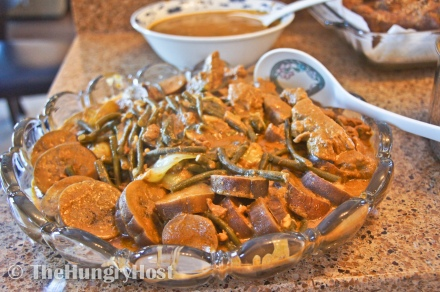 Kare Kare - Filipino Peanut Stew